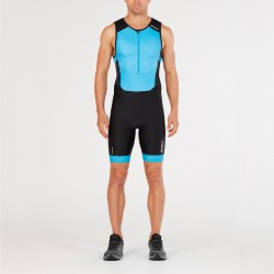 Men's Perform Front Zip Trisuit