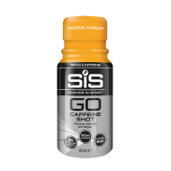 GO Caffeine Shot 60ml - Single Unit (Tropical) - On Sale