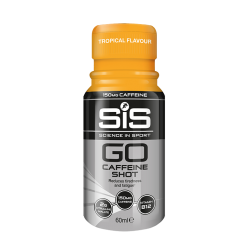 GO Caffeine Shot 60ml - Single Unit (Tropical)
